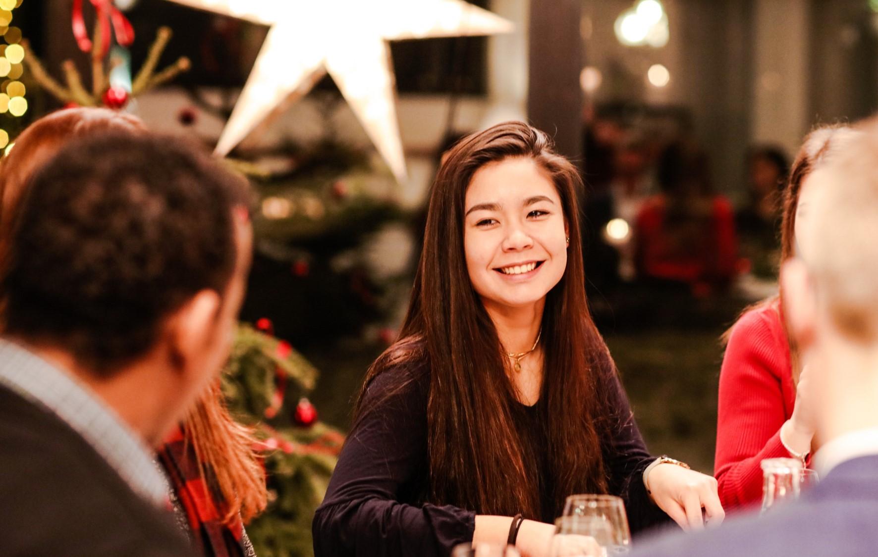 Julmiddag på Stora Brännbo
